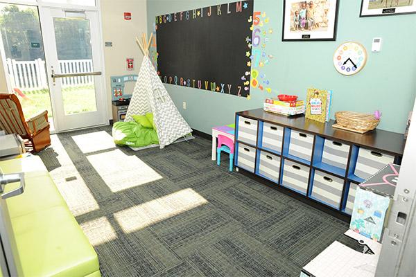 Photo of kids playroom inside building