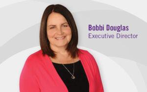 Portrait of Executive Director - Bobbi Douglas